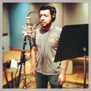 danny singing